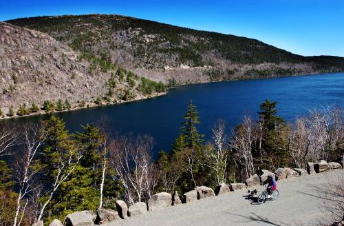 Visitors to Acadia National Park will pay a little more this year to enjoy the park's carriage roads, lakes, ponds and panoramic views, with the National Park Service raising fees as of May 1.
