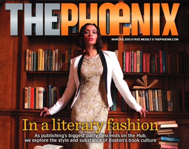 This Facebook screen capture shows a detail of the cover of the March 8, 2013, issue of the Boston Phoenix.