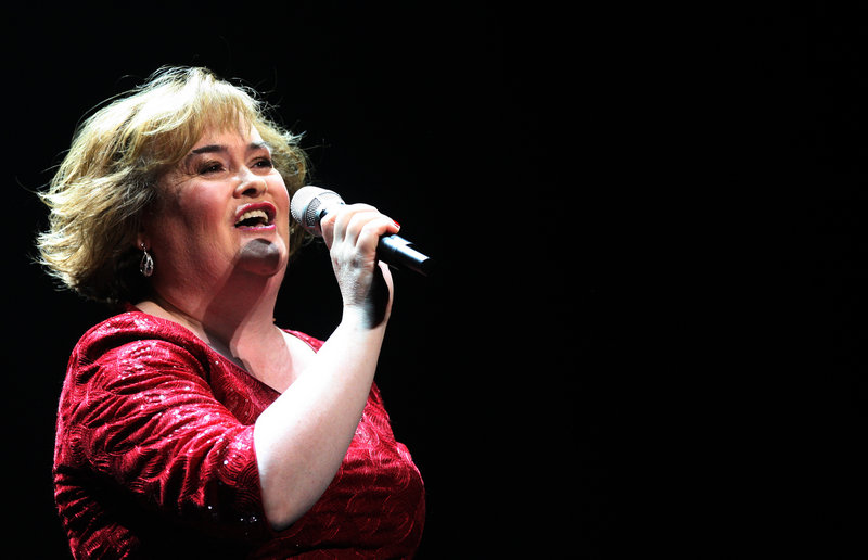 "Singer Susan Boyle will make her movie acting debut in ""The Christmas Candle,"" a story set in an English village in the 1890s."