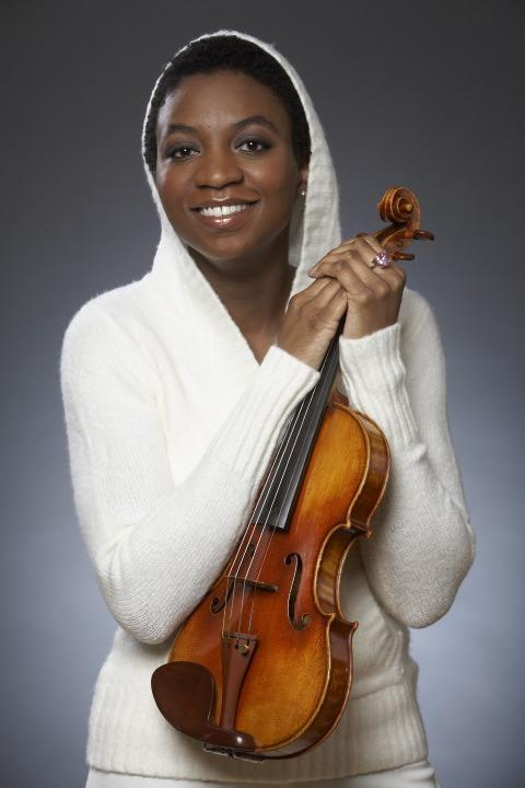 Tai Murray will perform a Coleridge-Taylor violin concerto.