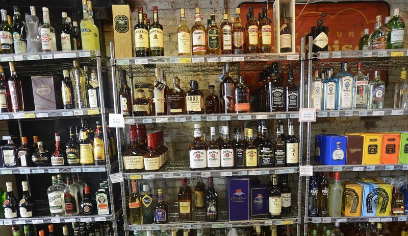 Gov. LePage is calling for using revenue from a restructured liquor sales contract to repay funds the state owes to hospitals.