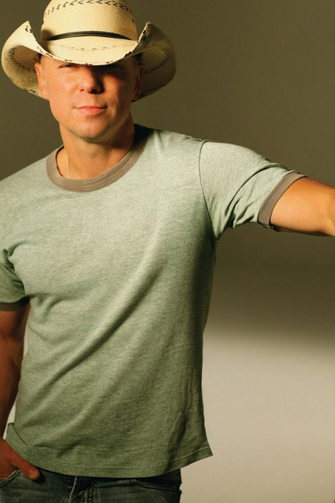 Country superstar Kenny Chesney performs at Darling's Waterfront Pavilion in Bangor on Aug. 7. Also on the bill are The Eli Young Band and Kacey Musgraves. Tickets go on sale Friday.