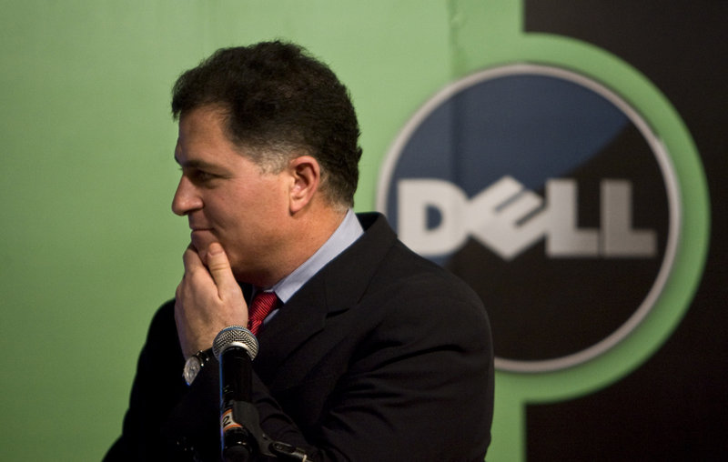 Michael Dell, chairman and CEO of Dell Inc., says a special board committee will review new stock-acquisition bids that rival a deal he has proposed.