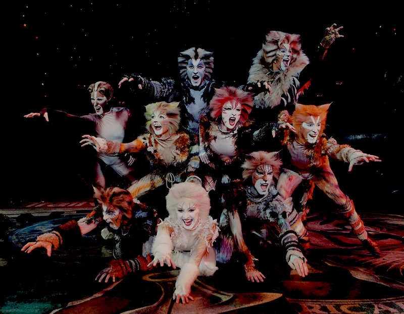 "Unique for many reasons, ""Cats"" also stands apart in that there is no script – it's based on T.S. Eliot poems set to music."