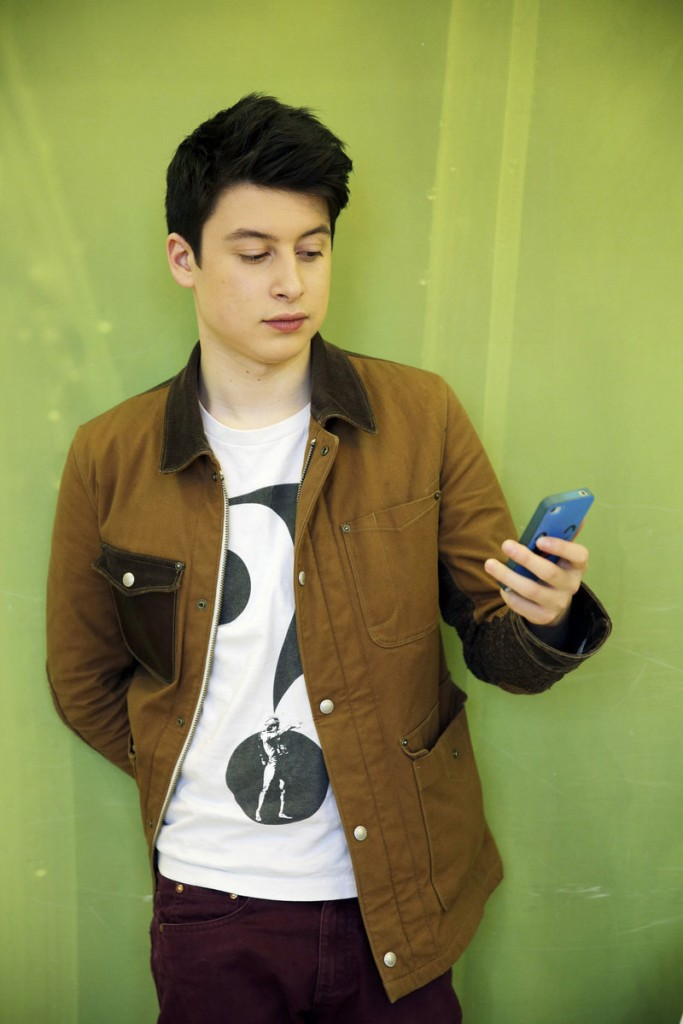 Nick D'Aloisio, 17, sold his Summly app, which summarizes news reports, to Yahoo! for $30 million.