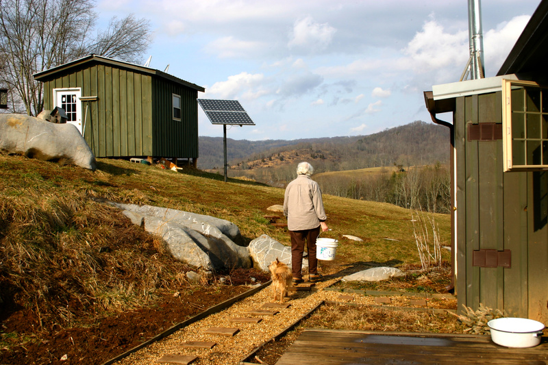 Nicols Fox is among the few dozen people who have moved to the U.S. National Radio Quiet Zone in Green Bank, W.Va., to avoid cellphone signals and other electromagnetic radiation.