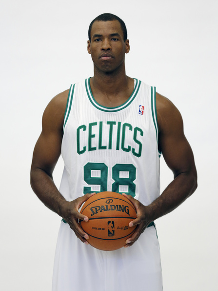 Jason Collins portrait