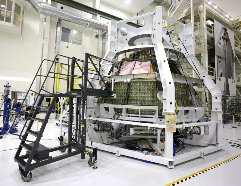 The Orion exploration module could be test-launched in 2014 as part of NASA's plan to secure and explore an asteroid. A reader questions the U.S. government's decision to fund this project while making public broadcasting cuts.