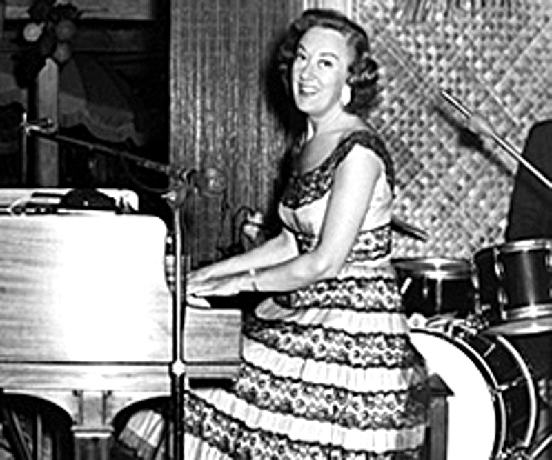"""In Good Time, The Piano Jazz of Marian McPartland,"" a documentary by the local filmmaker known as Huey, will be screened Thursday at St. Joseph's College in Standish."