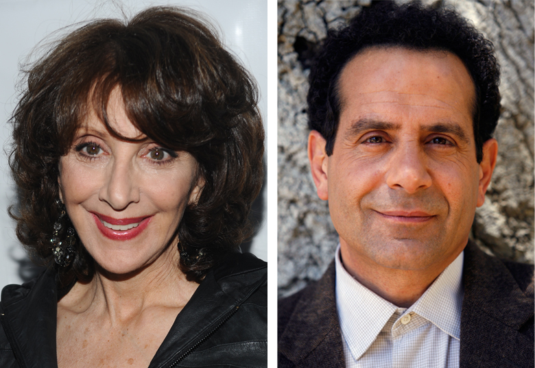 Andrea Martin and Tony Shalhoub