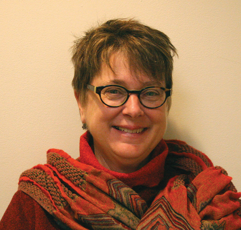 Susan Danly, exhibit curator