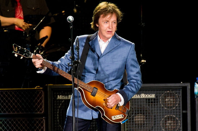 Paul McCartney is scheduled to perform at Fenway Park in Boston on July 9. Tickets go on sale Friday.