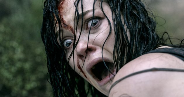 "Jane Levy in ""Evil Dead,"" a remake of Sam Raimi's 1981 cult classic ""The Evil Dead."""
