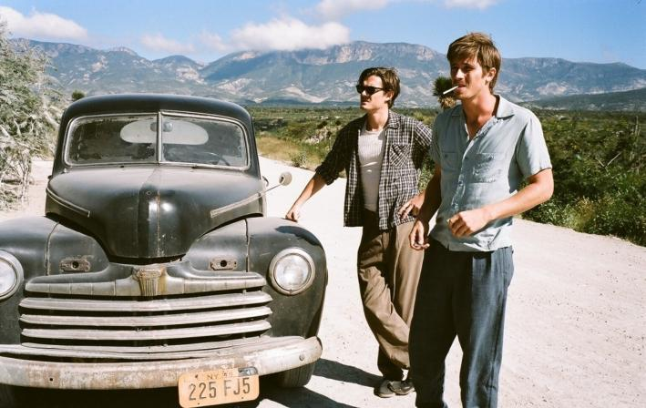 "Garrett Hedlund and Sam Riley in ""On the Road,"" based on the classic Beat novel by Jack Kerouac."