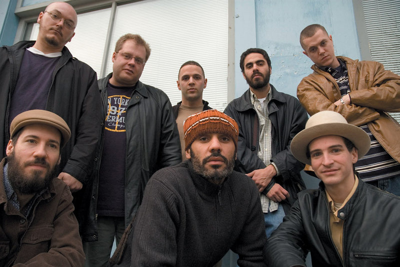 """John Brown's Body brings its """"future roots music"""" to Carrabassett Valley for Sugarloaf's 25th annual Reggae Festival Thursday through April 14. The band will headline Saturday's show, with Mighty Mystic opening."""