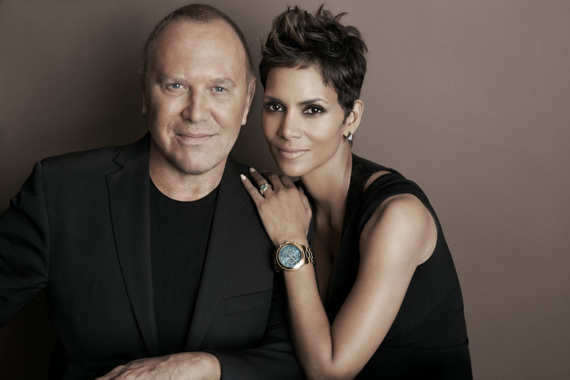 Halle Berry with Michael Kors