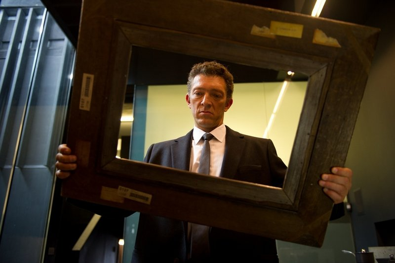 "Vincent Cassel in a scene from ""Trance."""