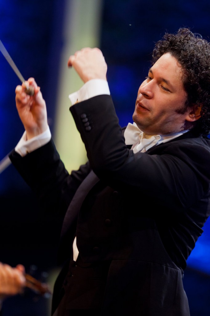 Gustave Dudamel and the Bolivar Symphony Orchestra delivered a once-in-a-lifetime musical experience.