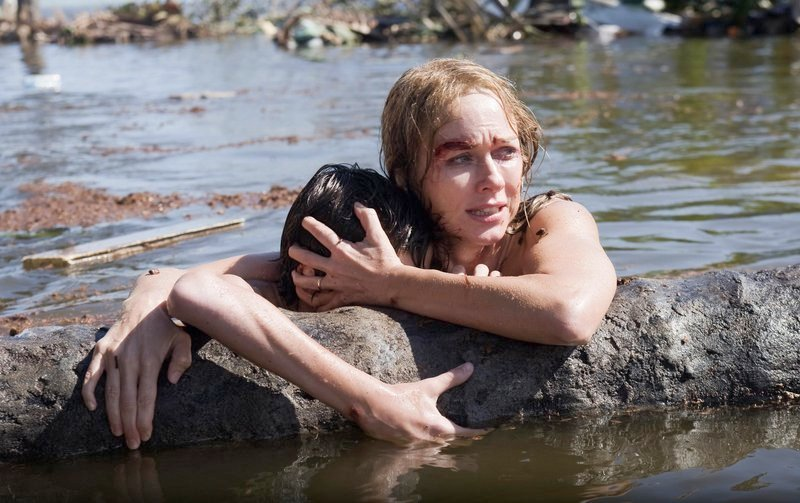 """Naomi Watts in """"The Impossible."""""""