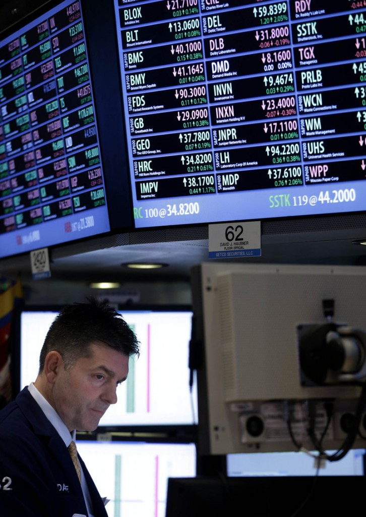 Humans aren't involved in more than half of stock trading every day as computer programs execute trades by themselves. After a false report of explosions at the White House on Tuesday, the automatic programs unloaded $134 billion worth of stocks before the market recovered.