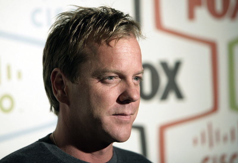 Actor Kiefer Sutherland will return in a limited-edition