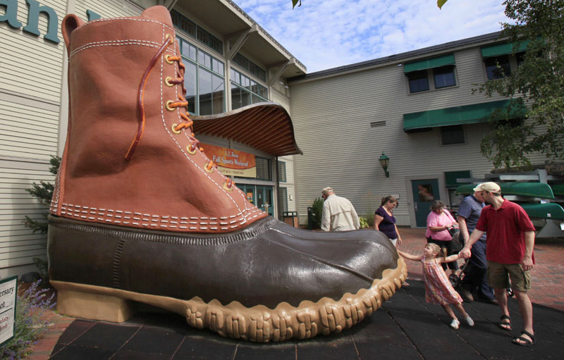 L.L. Bean, which sells clothes made by contractors around the world, says it is stepping up its monitoring and visits of overseas production sites in the wake of the Bangladesh tragedy.