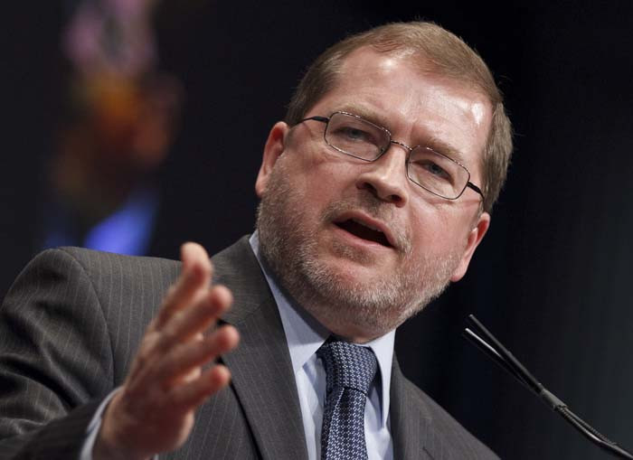 Anti-tax activist Grover Norquist, president of Americans for Tax Reform: