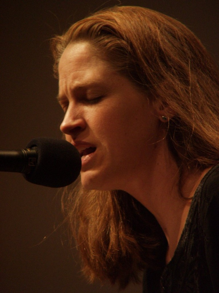 Kate Shrock's soulful, gorgeous voice has remained as constant as the Northern Star. She will perform on Mother's Day in Portland.