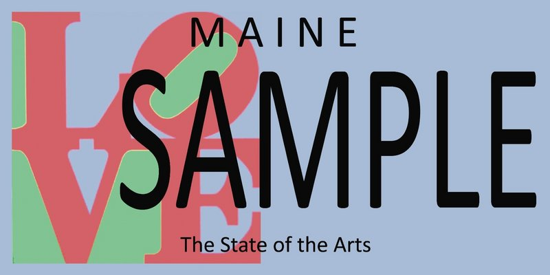 """An initiative is under way to create a license plate featuring Robert Indiana's iconic """"LOVE"""" image."""