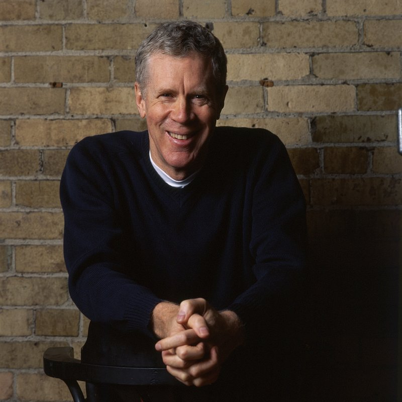 "Stuart McLean brings his radio show ""The Vinyl Cafe"" to Merrill Auditorium in Portland in October. Tickets go on sale Monday."