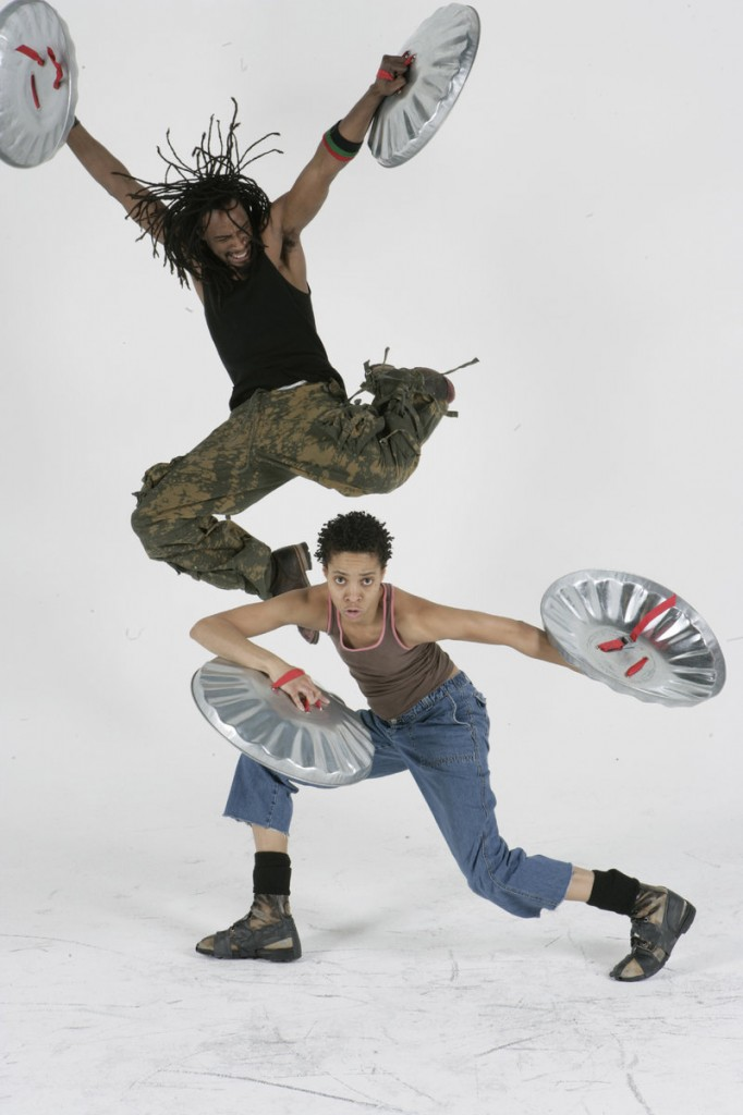 "The national tour of ""Stomp!"", the ground-breaking percussion extravaganza, comes to Merrill Auditorium in Portland for two performances, Wednesday and Thursday, sponsored by Portland Ovations."