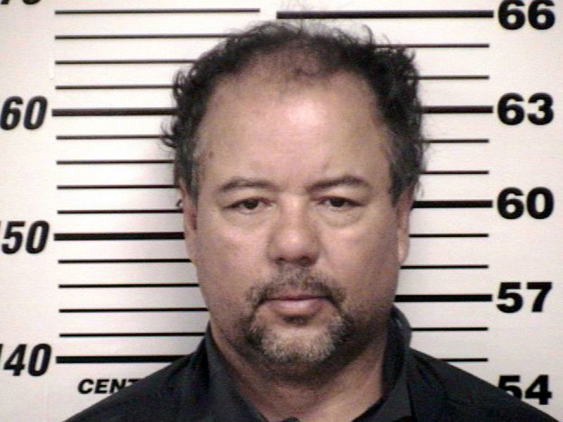 Ariel Castro after his arrest