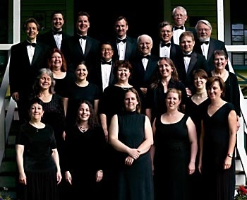 Renaissance Voices, an a capella chorus based in Portland, is directed by Harold Stover.