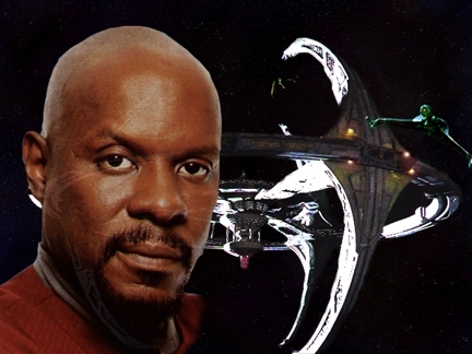 Avery Brooks as Capt. Benjamin Sisko