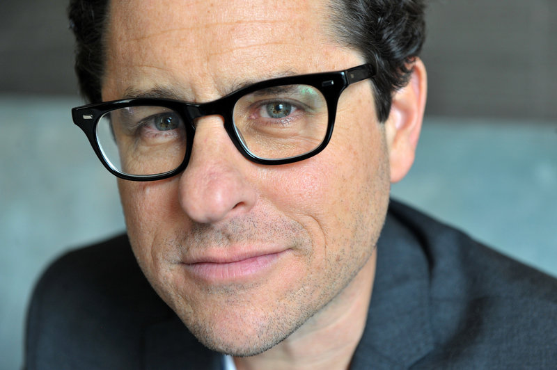 "Director J.J. Abrams, whose goal, he said, was ""a movie that was, above all else, a thrill ride and funny and entertaining"""