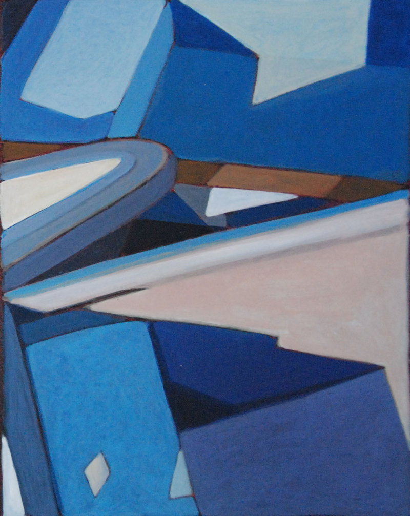 """""""Jumble"""" by Susan Wilder from """"A Beautiful Balancing Act."""""""