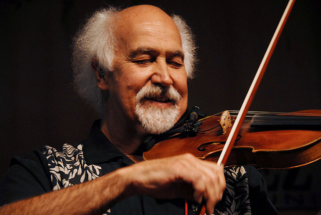 Fiddler Michael Doucet will teach at an Acadia School of Traditional Music & Arts camp in July.