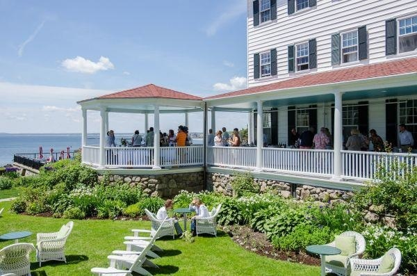 Dramatic ocean views, more chefs than you could shake a wooden spoon at and, of course, all that food offer ample motivation to get to the Kennebunks between June 4 and 9.
