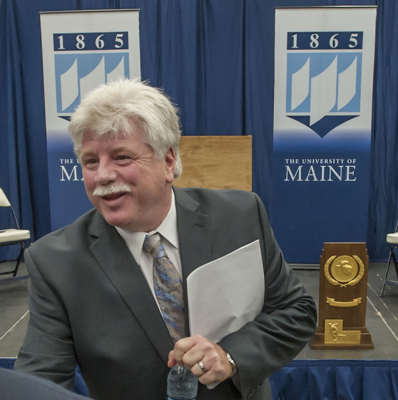 Red Gendron, who helped Yale win the NCAA title last season as the associate head coach, wants a return to the days Alfond Arena was bubbling with excitement.