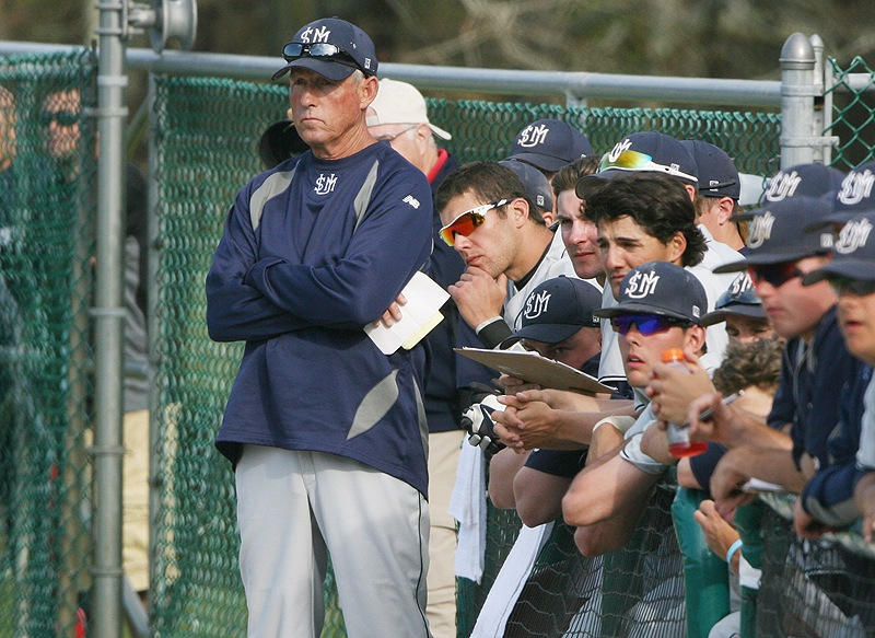 Ed Flaherty and his USM players are one victory away from a trip to the NCAA Division III World Series after winning two games Saturday.