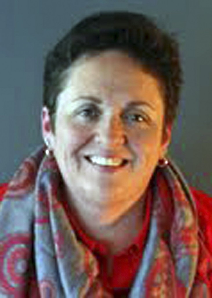 Roxanne Frenette, newly elected Old Orchard Beach town councilor