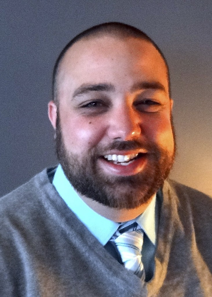 Joseph Thornton, newly elected Old Orchard Beach town councilor
