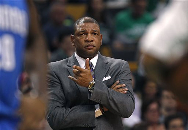 Doc Rivers' nine-season run as coach of the Celtics appears to be over after the team agreed Sunday to trade him to the Clippers.