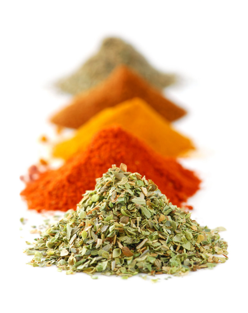 Mix spices and herbs with salt, sugar – perhaps, since it's Maine, maple sugar – pepper, coffee and cocoa to create your own rubs for grilling. Making homemade rubs allows you to customize blends based on your own personal taste.