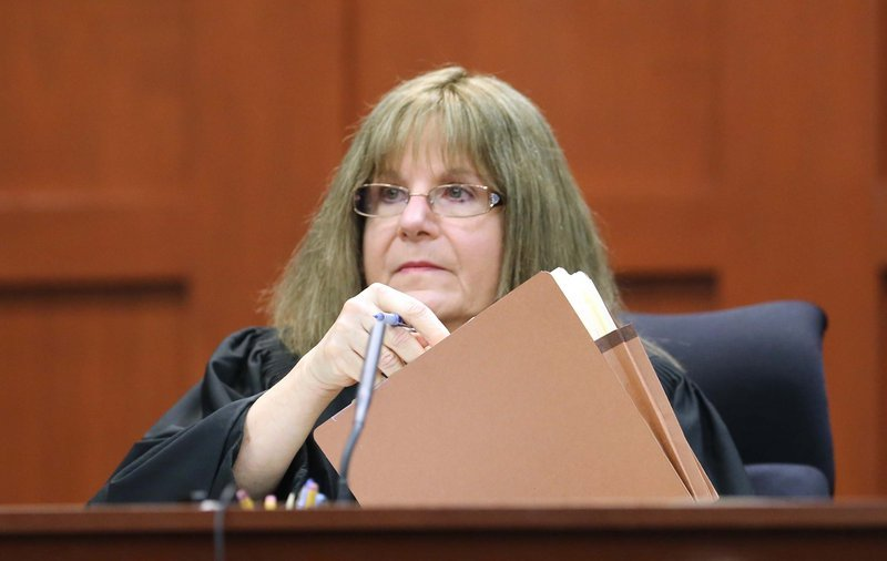 Circuit Judge Debra Nelson decided not to allow any audio experts to testify in George Zimmerman's trial for allegedly murdering Trayvon Martin last year. The trial is scheduled to begin Monday.