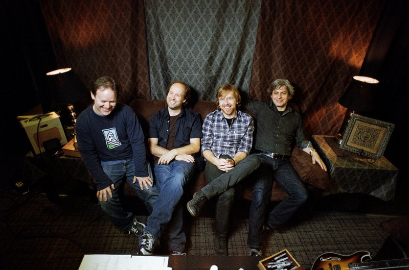 The jam band Phish will be at Darling's Waterfront Pavilion on Wednesday.