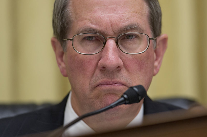 "Rep. Bob Goodlatte, R-Va., says immigration legislation cannot offer a ""special pathway to citizenship."""