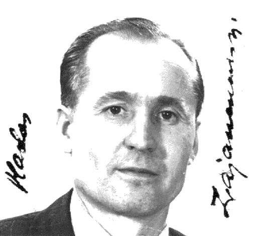 This 1956 photo from a naturalization document released by the U.S. Department of Justice shows Vladas Zajanckauskas, of Sutton, Mass., one of four suspected Nazi war criminals who is living in the U.S. today because no other country was willing to take them.