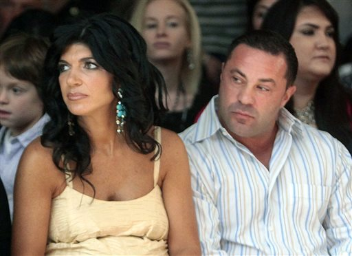 """Real Housewives of New Jersey"" stars Teresa Giudice and her husband, Giuseppe ""Joe"" Giudice, face federal fraud charges."