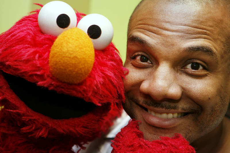 Kevin Clash for years was the voice and movements behind Sesame Street's Elmo.
